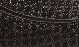 Black Patterned Fabric swatch image