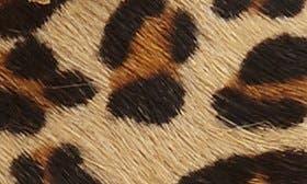Brown Calf Hair swatch image