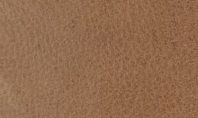 Ecru/ Toffee Leather swatch image