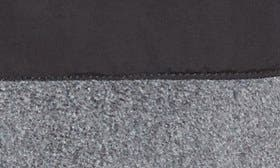 Charcoal Grey Heather/ Black swatch image