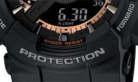 Black/ Rosegold swatch image