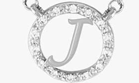 White Gold - J swatch image