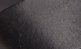 All Black Leather swatch image