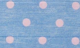Denim Pink Dot swatch image