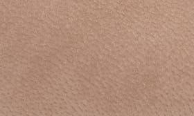 Stone Nubuck Leather swatch image