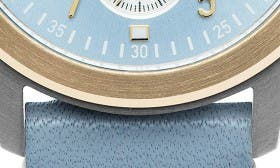 Azure Blue/ Light Blue/ Gold swatch image