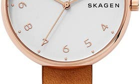 Brown/ White/ Rose Gold swatch image