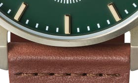 Brown/ Green/ Gold swatch image