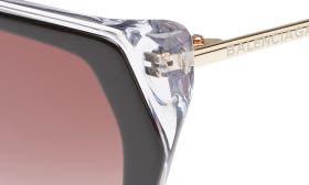 Blck Crystal/ Havana/ Gradient swatch image