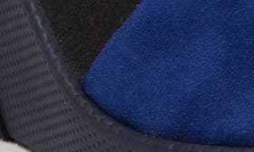 Blue Multi Suede swatch image