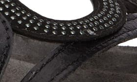Black Madras Leather swatch image