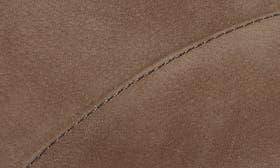 Walnut Nubuck Leather swatch image