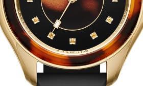 Black/ Tort/ Gold swatch image