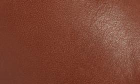 Dark Tan Leather swatch image