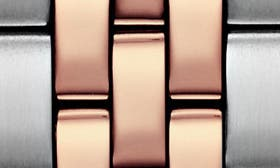 Silver/ White/ Rose Gold swatch image