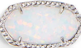 White Opal/ Silver swatch image
