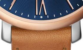 Brown/ Navy/ Rose Gold swatch image
