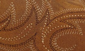 Old West Tan Leather swatch image