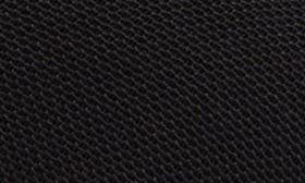 Black Reflective Leather swatch image