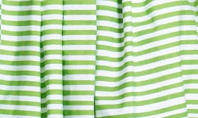 Green Striped swatch image