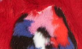 Floral Fur swatch image