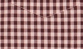 Heather Pink Gingham swatch image