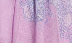 Purple Regency Lace Print swatch image