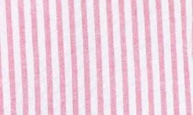 Pink- White Seersucker swatch image