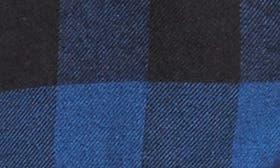 Blue/ Black Check swatch image