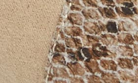 Travertine Leather swatch image