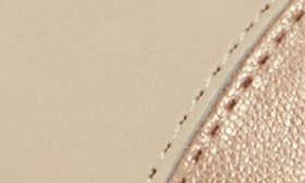 Beige/ Champagne/ Sand Leather swatch image