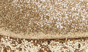 Gold Glitter Leather swatch image