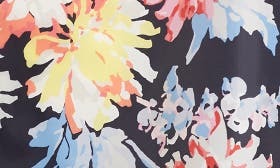 Navy Whitstable Floral swatch image