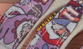 Grape Kiss Print swatch image