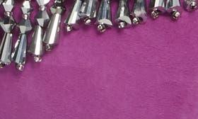 Lilac Denim Fabric swatch image