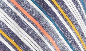 Navy- Yellow Texture Stripe swatch image
