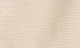 Cream Micro Perf Stripe swatch image