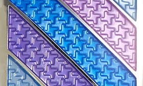 Purple/ Silver swatch image