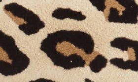 Leopard Print Suede swatch image