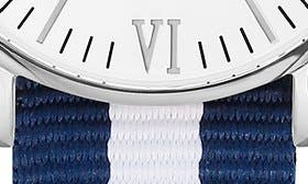Blue/ White/ Silver swatch image
