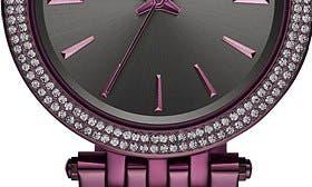 Plum/ Gunmetal Sunray swatch image