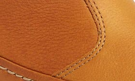 Amber Oiled Nubuck Leather swatch image