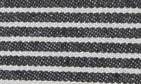 Black/ Grey Stripe Canvas swatch image selected