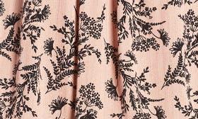 Black Mauve Floral swatch image
