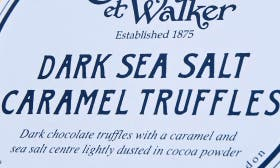 Sea Salt/ Dark Caramel swatch image