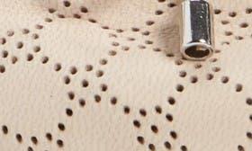 Vanilla Cream Nubuck Leather swatch image