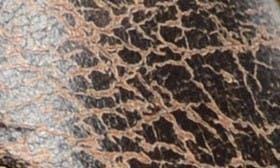 Teak Leather swatch image