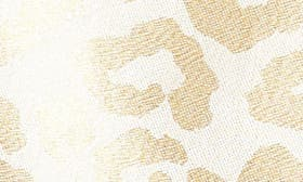Ivory/ Gold swatch image
