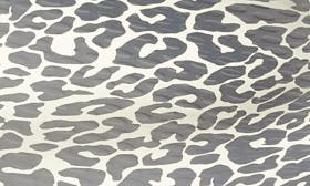 Clouded Leopard/ Tory Navy swatch image