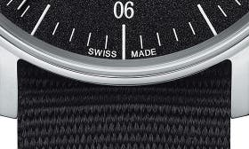 Black/ Rhodium/ Silver swatch image